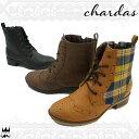 アシックス商事 女の子 子供靴 キッズ ジュニア CS-2480 ブーツ CAMEL/YELLOW(キャメル/イエロー) DARK BROWN(ダークブラウン) BLACK(ブラック) 3色 レースアップ ウィングチップ チェック evid