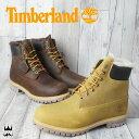 ティンバーランド Timberland 6インチ ファーラインド LT メンズ ブーツ TB09664B・TB0A1157 6 IN FUR LINED LT ショート丈 カジュアルシューズ ファー付き 防寒 2色 ブラウン ウィート evid