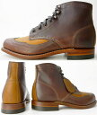 【送料無料】WOLVERINE 靴 もれなくブーツケアキットプレゼント ADDISON BOOT W06000 ブラウンタン ウルバリン アディソンブーツ メンズ カジュアル BOOTS ワークブーツ BROWNTAN evid