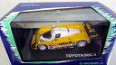 インターアライド 1/43 ダイキャストカー トヨタ 90C-V #37 1990LM taka-Q [QMC036] 【RCP】 02P08Feb15