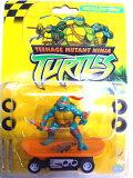 【あす楽】MICRO SCALEXTRIC Ninja Turtles - Michelangelo G2046【RCP】 HOスロットカー スケーレックストリック