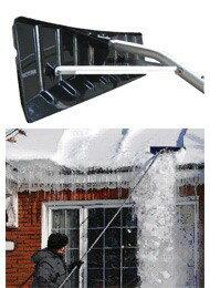 ポイント 雪下ろし 雪おろし