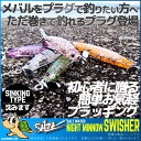 【SALZA/ソルザ】ナイトミノー スイッシャー(シンキングタイプ)