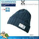 シマノ 16 CA-294P XEFO・megaHeat® ケーブルニット ネイビー:フリー(4000)