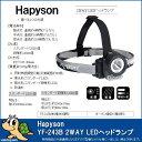 Hapyson/ハピソン YF-243B 2WAY LEDヘッドランプ