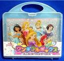 ディズニープリンセス(Disney Princess)ステーショナリーセットワンダフルボックス「ディズニー福袋」(5362429A)
