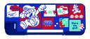 スーパーマリオブラザーズ(MSD)2019新学期SuperMarioシンプルD箱型筆箱(筆入れ マグネット筆箱)(P1502BT102)