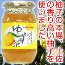高知(土佐)のゆず使用。はちみつ入りのまろやかな甘さ。アイスクリームやヨーグルトに最適!神戸の超有名はちみつが通販初参加!六甲ハニー農場 『ゆず茶』