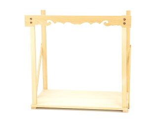 Shelf board household Shinto altar shelf board with the household Shinto altar total hinoki cloud board