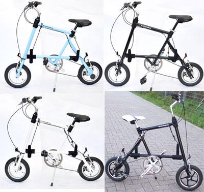 超コンパクト12インチ自転車 ...