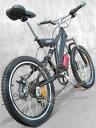 ミニベロマウンテンバイク20インチ自転車 小径車 ブラック ホワイトシマノ製6段変速ギア ボトルゲージ付き取り外し調整可能バーエンドハンドルダブルサスペンション&前後輪ディスクブレーキ採用BMXマウンテンバイク タウンユースライン