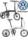 フォルクスワーゲン Volkswagen16インチ折り畳み自...