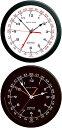 一日に一回転する24時間時計インテリアオフィスクロックシンプルで見やすいウォールクロック 24時間表示ラウンドクロック ホワイト ブラック掛け時計24H WALL CLOCK