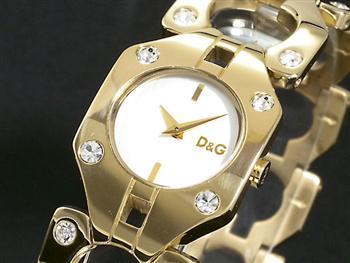 DOLCE&GABBANA(D&G)  WATCHドルチェ&ガッバーナ(ドルガバ) ウォッチ 腕時計 クロワゼットDW0402MIRA-819090