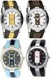 D&G 腕時計ドルガバ アンオフィシャルブラウン×イエローブラック×グレーライトブルー×ネイビーブラック×ダークブラウンDOLCE&GABBANA UnofficialDW0215 DW0216 DW0217 DW0263ディー&ジー メンズ ドルチェ&ガッバーナ