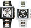 D&G 腕時計ドルガバ アナログウォッチ クリームホワイト×シルバーブラック×シルバーDOLCE&GABBANA CREAMDW0058 DW0059ディー&ジーメンズ レディース 男女兼用ドルチェ&ガッバーナアクセサリー