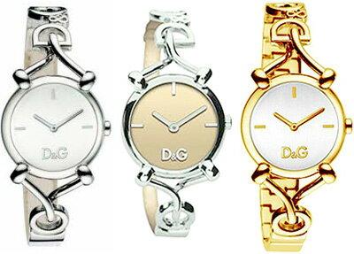DOLCE&GABBANA 腕時計ドルチェ&ガッバーナ レディースウォッチホワイト×ゴールド DW0682ホワイト×シルバー DW0683ベージュ×シルバー DW0684D&G WATCH FLOCKドルガバ アナログディー&ジー フロック 女性用
