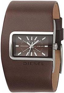 ディーゼル 腕時計DIESEL watchダークブラウン DZ1296アナログウォッチメンズ ウォッチワイドレザーバンド