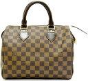 LOUIS VUITTON BAGボストンバックルイヴィトン ダミエスピーディー25 ハンドバッグルイビトンN60019かばん カバン 鞄