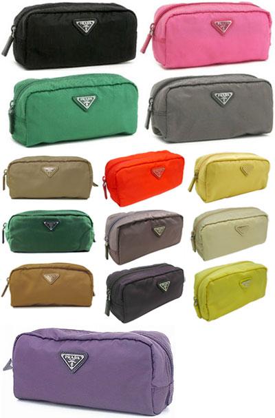 prada womens wallets - kaminorth shop | Rakuten Global Market: PRADA Prada cosmetic case ...