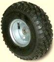 RADIO FLYER ラジオフライヤーCustom Parts カスタムパーツ4inch Block Tire 4インチ ブロックタイヤスチールホイール ベアリング付き