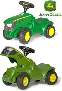ドイツ製の働く車ロリートイズ ジョンディアミニ人気