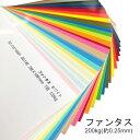 【特殊紙】ファンタス 200kg(0.25mm)【ファンシーペーパー 印刷用紙 キャストコート 冊子 同人誌 表紙 ペーパーアート ペーパークラフト 工作】