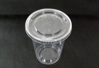 Plastic cups & lids set < 12 oz > ☆ 1000!