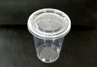 Plastic cups & lids set < 16 oz > ☆ 1000 ☆