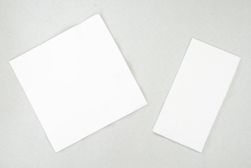 White plain napkins 33 cm 2 ply 3000 copies with ☆☆