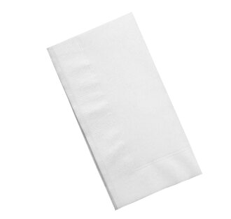 Eight folded non-woven cloth paper napkin 45 cm 1,000 pieces with ☆☆
