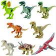 恐竜 8体セット レゴカスタムキット