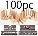 木製 ドミノ100ピースセット