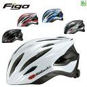 OGK FIGO(フィーゴ)M/Lサイズ 街乗りからレースまで JCF公認自転車ヘルメット