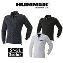 HUMMER|ハマー|作業服|HUMMER 極厚ポロシャツ 9031-15