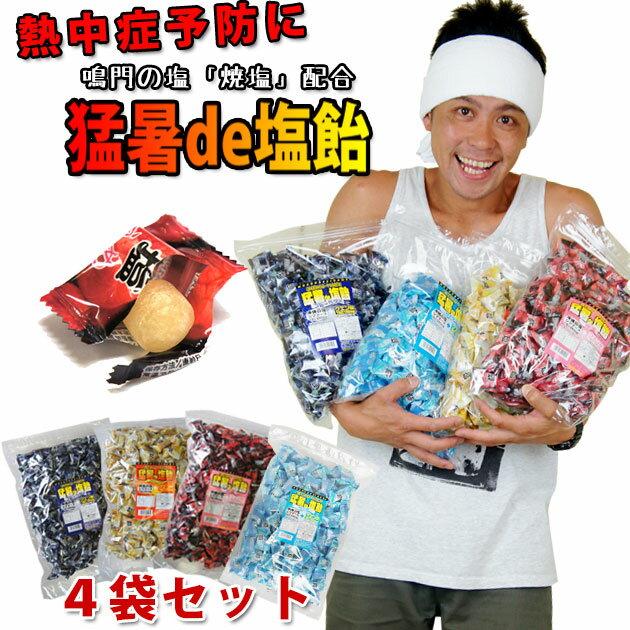 塩飴 【オークラ製菓 猛暑de塩飴...