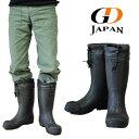 安全靴 激安【GDJAPAN(ジーデージャパン) RB-027】安全靴 長靴/ワークストリート 安全靴