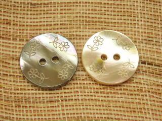 アワビ貝ボタン-20mmSBT-16664-20【DM便OK】