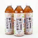 ショッピング麦茶 ≪JAいなば≫富山はとむぎ茶/海洋深層水入り ペットボトル茶 500ml 24本入/産地直送