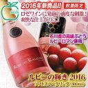 【スパークリングワイン】【ルビーロマンワイン】≪サカイダフル...