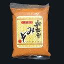 ≪新出商店≫天然醸造で自家製米麹使用 国産だから安心安全奥能登味噌 1kg袋入り