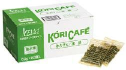 【おうちでカフェ♪】 氷カフェ [抹茶] 20個入り