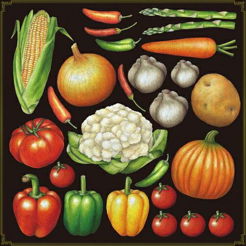 シール 玉ねぎ 芋 トマト 野菜 装飾 デコレーションシール チョークアート 窓ガラス 黒板 看板 POP ステッカー 用