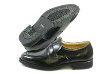 【送料無料】ハッシュパピーM250黒4E紳士靴【smtb-m】