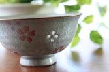 【お茶碗】水晶花ご飯茶碗赤 05P30Nov14