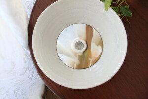 【ラーメン鉢/うどん鉢】白粉引しのぎ型7寸丼【...の紹介画像3