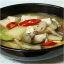【誰でも簡単】【韓国料理レシピ】 韓国風デンジャン(味噌)チゲレシピ (デンジャン チゲ)