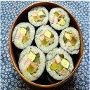【誰でも簡単】【韓国料理レシピ】 のり巻きレシピ (キムパプ)