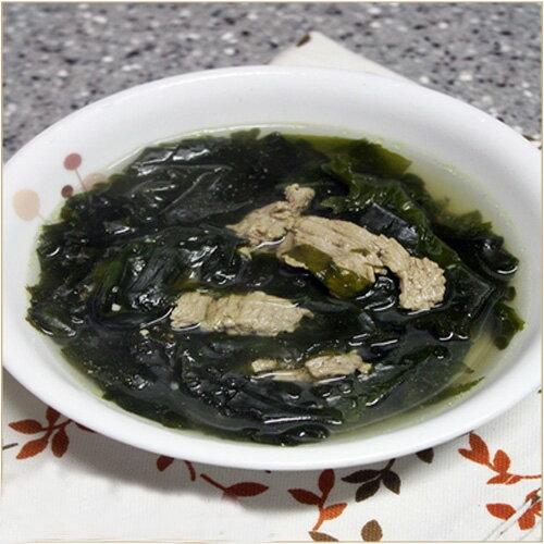 【誰でも簡単】【韓国料理レシピ】 わかめスープレシピ (ミヨック)