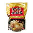 ファイン 紅参参鶏湯 1kg【韓国食品・参鶏湯】